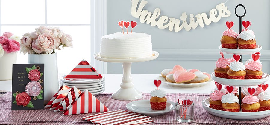 Sweet celebration. All the decor and supplies you need for an irresistible party.