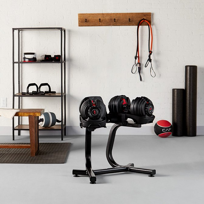 Equip to get fit with home fitness hits.