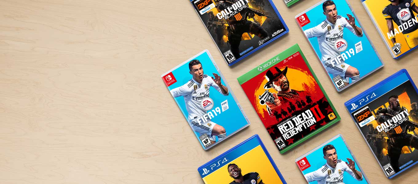 Best of 2018. Find all of the top-selling games.
