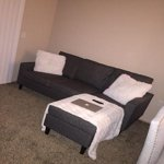 Mainstays Apartment Reversible Sectional Multiple Colors