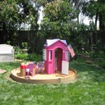 Little Tikes Princess Cottage Playhouse, Pink - Walmart.com