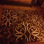Better homes gardens iron fleur area rug or runner - Better homes and gardens iron fleur area rug ...