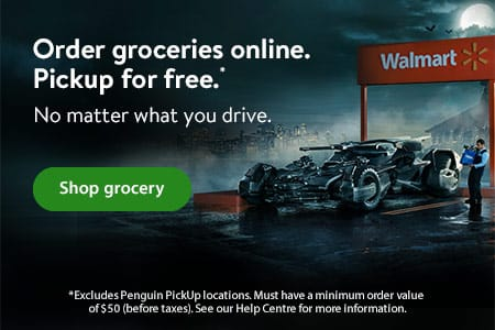 Order groceries online. Pickup for free*. No matter what you drive – Shop grocery *Excludes Penguin PickUp locations. Must have a minimum order value of $50 (before taxes). See our Help Centre for more information.